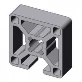 profil d 39 assemblage modulaire 30x30 1n aluminium 6060 aludis vente d 39 alliages d 39 aluminium. Black Bedroom Furniture Sets. Home Design Ideas